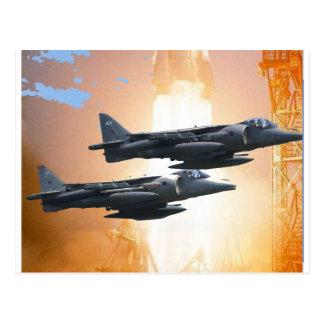 A-6 INTRUDER POST CARD