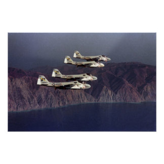 A-6A Intruders Poster