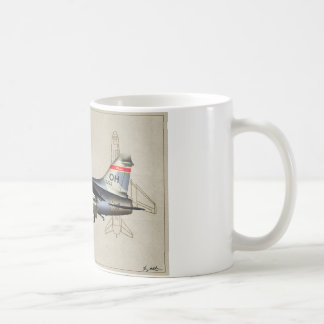 A-7 Corsair  II Coffee Mug