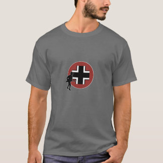 A&A Germany Country Marker and Infantry T-Shirt