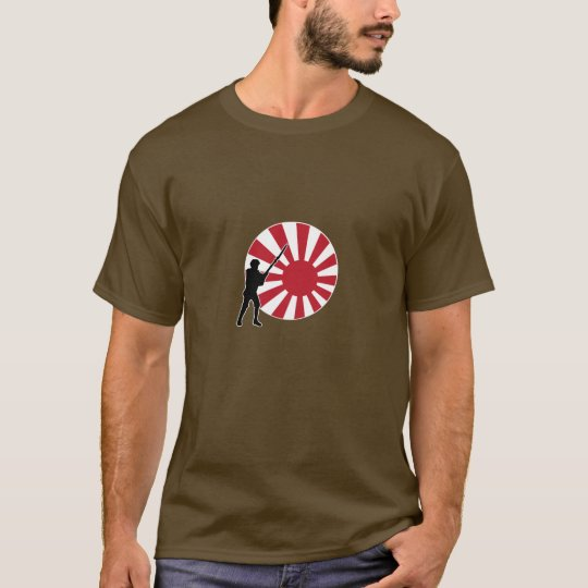 A&A Japan Country Marker and Infantry T-Shirt
