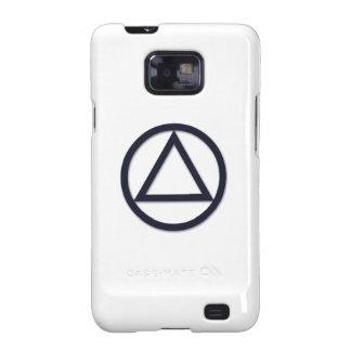 A.A. Symbol Samsung Galaxy S Case Samsung Galaxy SII Cover
