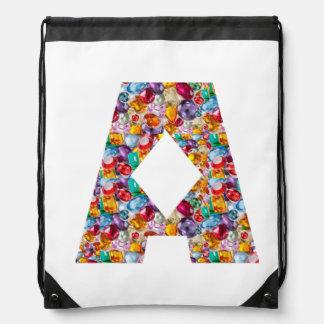 A AA AAA ALPHABET BACKPACK :  ART by NAVIN JOSHI