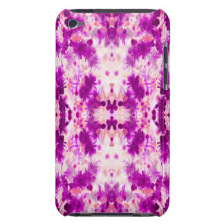 A abstract pink fuchsia pattern. iPod Case-Mate case