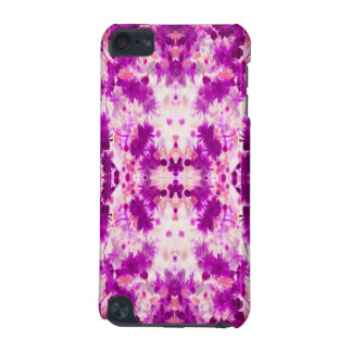 A abstract pink fuchsia pattern. iPod touch 5G cover