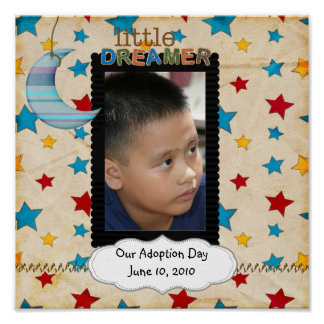 a adoption day poster