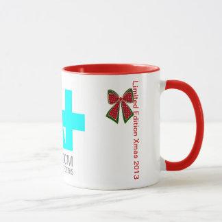 A+ Autism Plus UK Mug - Limited Edition Xmas 2013