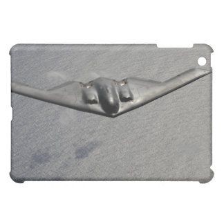 A B-2 Spirit flies over the Pacific Ocean iPad Mini Covers
