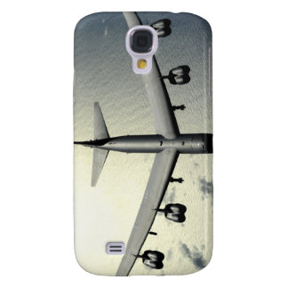 A B-52 Stratofortress in flight 2 Galaxy S4 Case