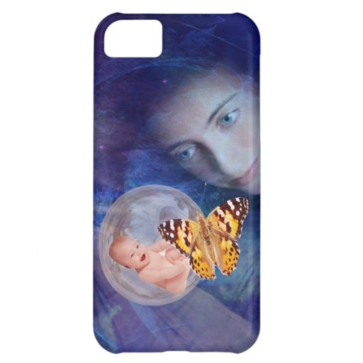 A baby and mother's joy iPhone 5C covers