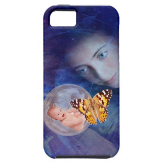 A baby and mother's joy iPhone 5 covers