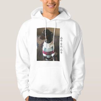 A Baby Dog, A Baby Hound! Hoodie