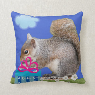 A Baby Shower Gift For A Special Baby. Cushion