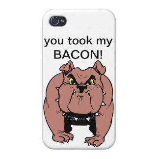 a bacon phone case iPhone 4 covers