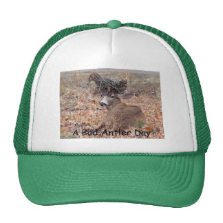 A Bad Antler Day, A Bad Antler Day Trucker Hat