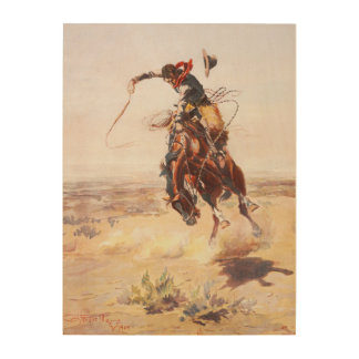 A Bad Hoss Charles Russell Fine Art