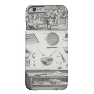 A baker's kitchen and equipment, from the 'Encyclo Barely There iPhone 6 Case