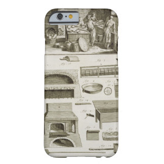 A bakery and baking equipment, from the 'Encyclope Barely There iPhone 6 Case