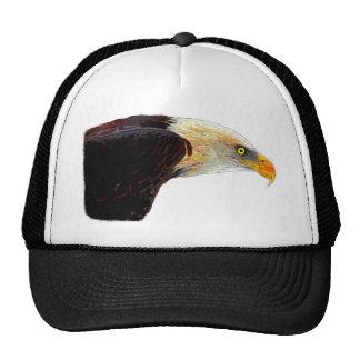 A Bald Eagle Mesh Hats