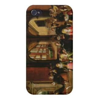 A Ball During the Reign of Henri IV iPhone 4/4S Cover