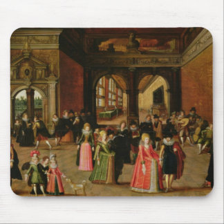 A Ball During the Reign of Henri IV Mousepad