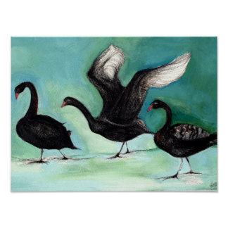 A ballet of Black Swans 2013 Poster