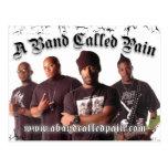 a band called pain postcard
