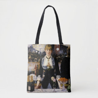 A Bar at the Folies-Bergere Tote Bag