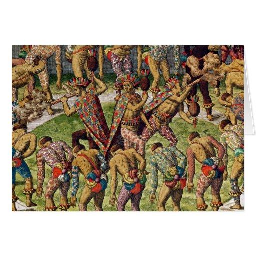 A Barbarian Celebration Card