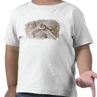 A Barbarian fighting a Roman legionary T-shirts
