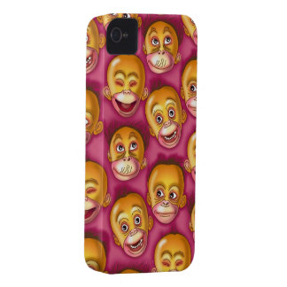 A Barrel of Monkeys iPhone 4 Case
