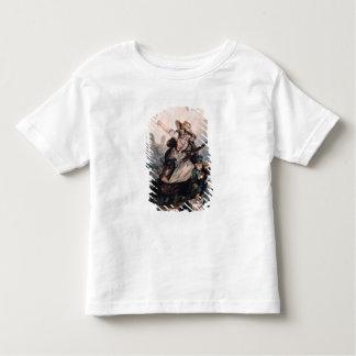 A Barricade in 1830, 1834 Toddler T-Shirt