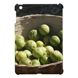 A basket full of guavas iPad mini covers
