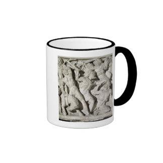A battle between Romans and Galatians Coffee Mugs