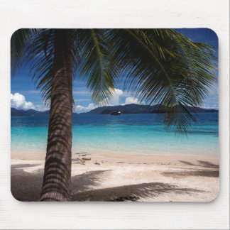 A Beach On Koh Wai Island In Thailand Mouse Pad