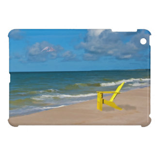 A Beach Somewhere and Beach Chair iPad Mini Covers