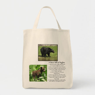 A Bear Bill of Rights Bag