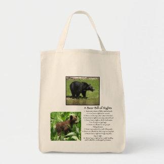 A Bear Bill of Rights Bag