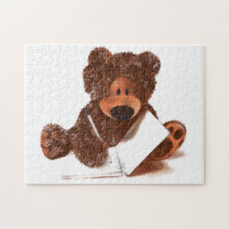 A Bears Story, written by Mr Ted Jigsaw Puzzle