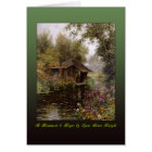 A Beaumont le Roger by Louis Aston Knight Card
