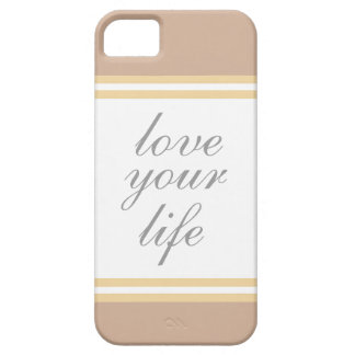 a beautiful and charming case designed with love iPhone 5 case
