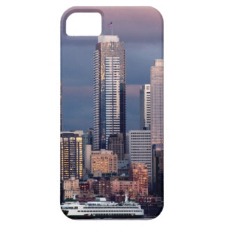 A beautiful and dramatic sunset seen from West Barely There iPhone 5 Case
