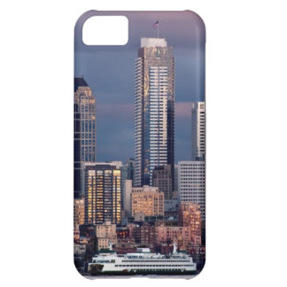 A beautiful and dramatic sunset seen from West iPhone 5C Case