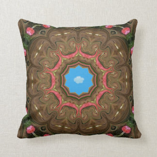 A Beautiful Day. Throw Pillow