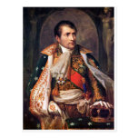 A beautiful French Portrait of Napoleon I Emperor Post Cards