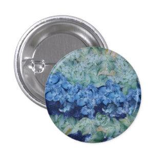 A beautiful garden 3 cm round badge