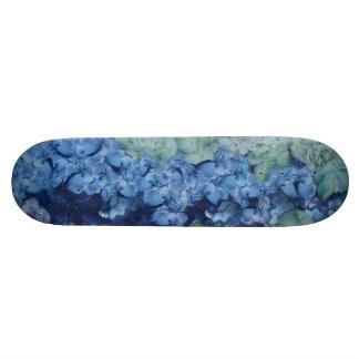 A beautiful garden skate deck