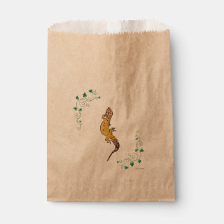 A Beautiful Gecko Favour Bags