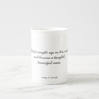 A Beautiful Mess Tea Cup