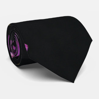 A Beautiful Orchid Tie